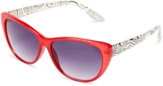 Steve Madden S5295 Cat Eye Sunglasses