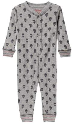 PJ Salvage Skull Canyon Romper (Baby Boys)