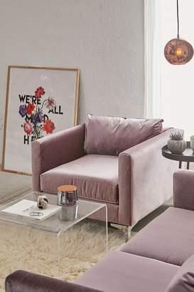 Chamberlin Velvet Chair