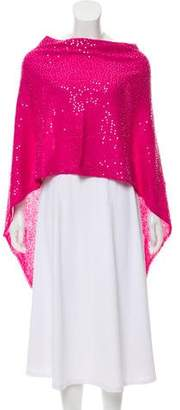 Minnie Rose Sequin Poncho w/ Tags