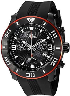 Invicta Men's 19825 Pro Diver Analog Display Swiss Quartz Watch