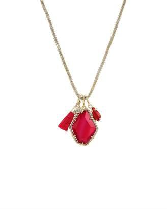 Kendra Scott Hailey Pendant Necklace, 22