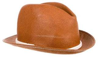 Rag & Bone Straw Panama Hat w/ Tags