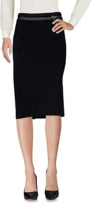 Vdp Collection Knee length skirts - Item 35331119MQ