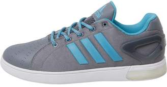Mens Snipe Basketball Shoes Grey/Vapour Blue/White
