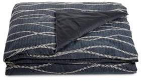 Hotel Collection Modern Wave Comforter Cover