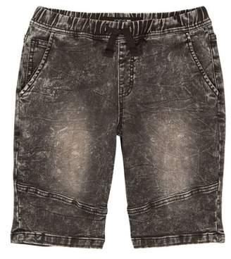Joe's Jeans The Jogger Stretch Denim Shorts