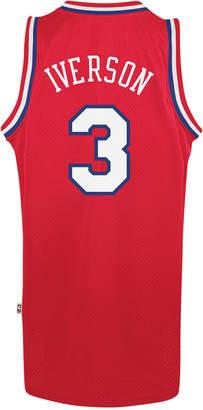adidas Men's Allen Iverson Philadelphia 76ers Swingman Jersey