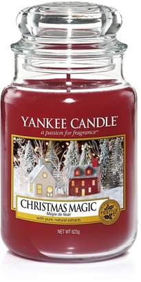 Yankee Candle Classic Large Jar Christmas Magic