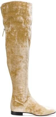 Alberta Ferretti over-the-knee boots