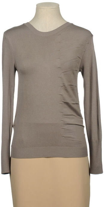 Lo Not Equal Long sleeve sweater