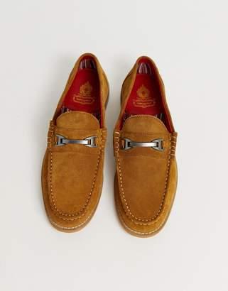 527eda1f3e256 Base London Slip Ons & Loafers For Men - ShopStyle UK