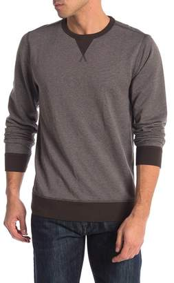 Faherty BRAND French Terry Crew Neck Sweater