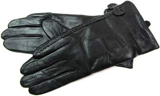 EMPORIUM LEATHER Womens Real Leather Gloves