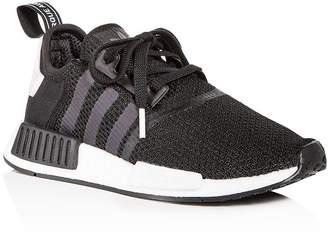 1e030d72f0e8 adidas Women s NMD R1 Knit Lace Up Sneakers