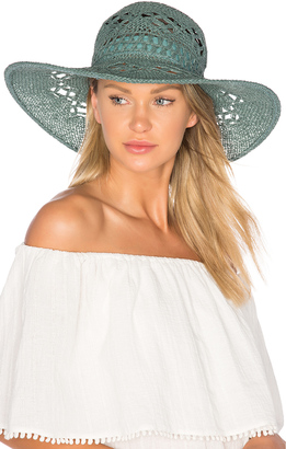 ale by alessandra Floresta Hat $58 thestylecure.com