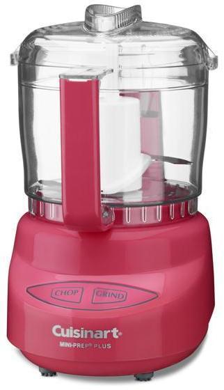 Cuisinart 3-c. Mini-Prep Plus Food Processor, Watermelon Sorbet