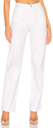 Hudson Jeans Faye High Rise Straight.