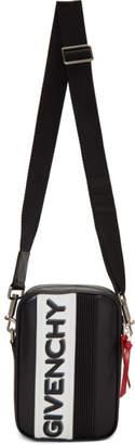 Givenchy Black and White MC3 Crossbody Bag