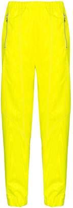 Marine Serre elasticated track pants