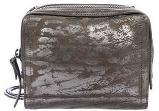 3.1 Phillip Lim Soleil Metallic Leather Crossbody Bag