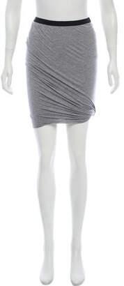 IRO Knee Length Bodycon Skirt