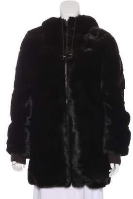 Loro Piana Storm System Mink Coat
