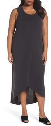 Nic+Zoe Boardwalk Jersey High/Low Dress