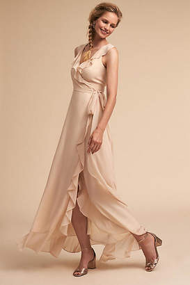 Anthropologie Julliard Wedding Guest Dress