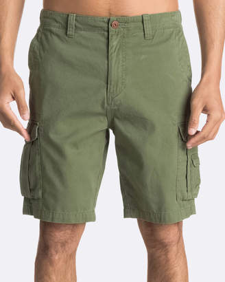 Quiksilver Mens Cruicial Battle Cargo Walk Short