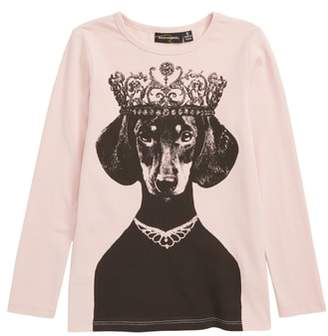 Rock Your Kid Queenie Long Sleeve Tee