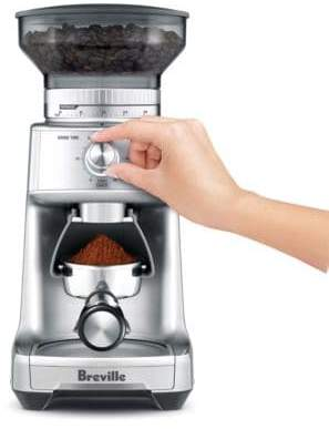 Breville Dose Control Pro Coffee Grinder BCG600SIL