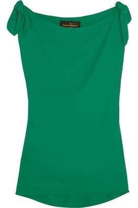 Vivienne Westwood Knotted Crepe Top
