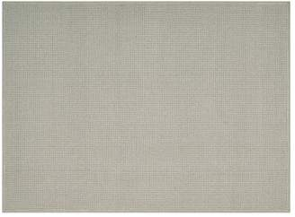 Calvin Klein shetland - basketweave rug in drift