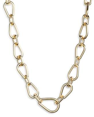Vince Camuto Mixed Link Necklace