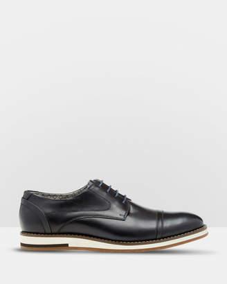 Oxford Matteo Leather Shoe