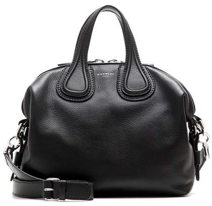 Givenchy Nightingale Small leather tote