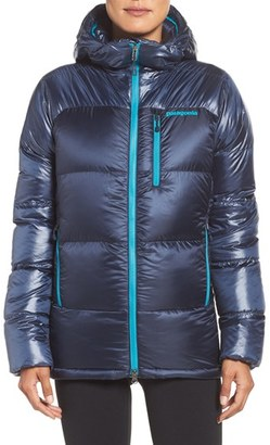 Women's Patagonia Fitz Roy Goose Down Parka $449 thestylecure.com