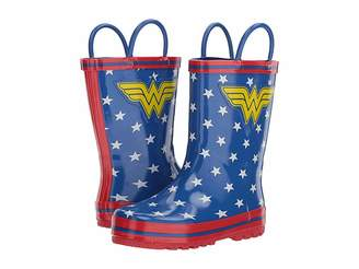Favorite Characters Wonder Womantm Rain Boot (Toddler/Little Kid)