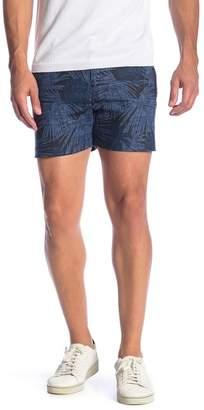 Parke & Ronen Printed Holler Shorts