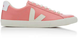 Veja Esplar Two-Tone Leather Sneakers