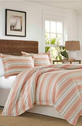 Tommy Bahama Sunset Stripe Duvet Cover