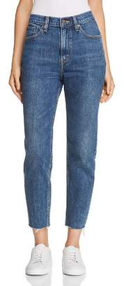 Levi's Cropped Mom Jeans in Moms The Word