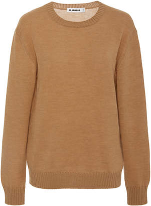 Jil Sander Wool Crewneck Sweater