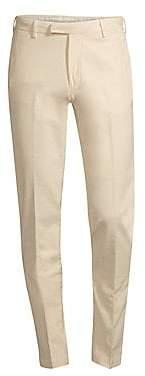 Boglioli Men's Micro Cord Tapered Trousers
