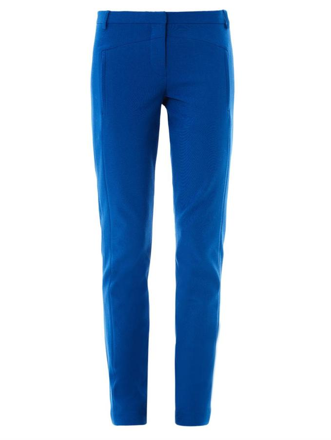 Tibi Anson mid-rise tailored trousers