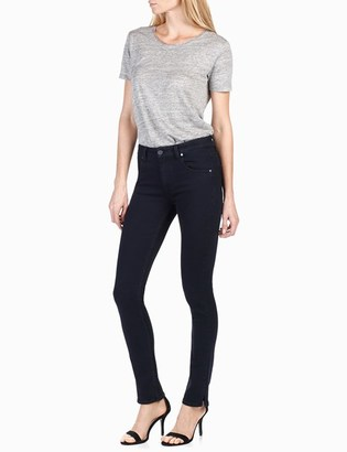 Rosie HW x PAIGE Collection Cassandra Shirt - Heather Grey $98 thestylecure.com