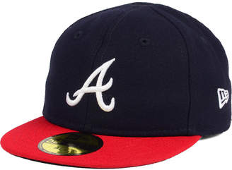 New Era Atlanta Braves Authentic Collection My First Cap, Baby Boys