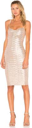 Nookie Vegas Midi Dress