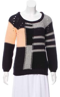 Humanoid Knit Long Sleeve Sweater w/ Tags